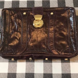 Rebecca Minkoff Large Leather Clutch